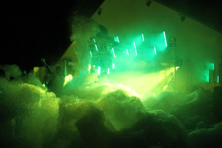 Ohutsoon 2011 valgus- ja helitehnika + vaht